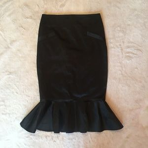 ASOS Skirts - Asos fitted sexy knee length wiggle skirt